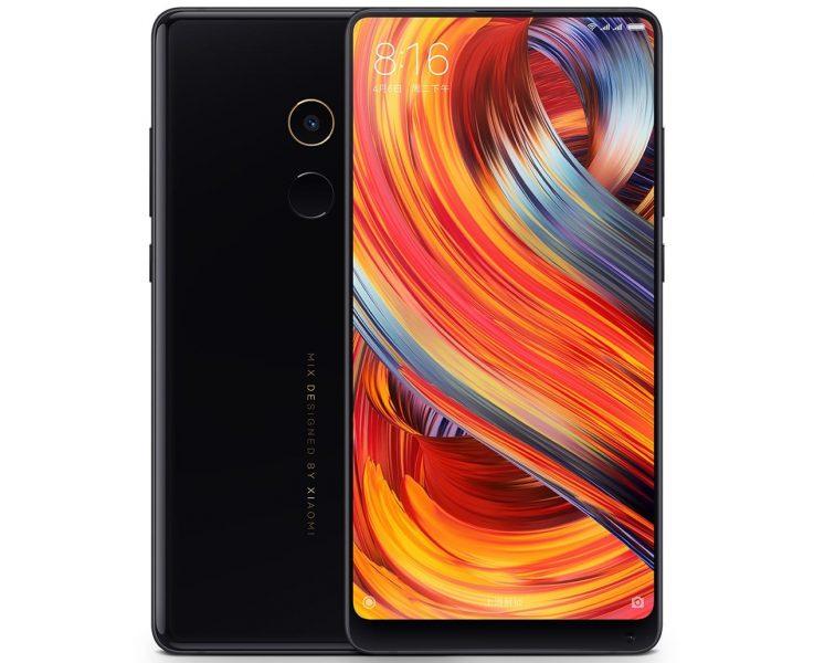 Безрамочный Xiaomi Mi Mix 2 временно продается по самой низкой цене Xiaomi  - xiaomi-mi-mix-2-aliexpress-2
