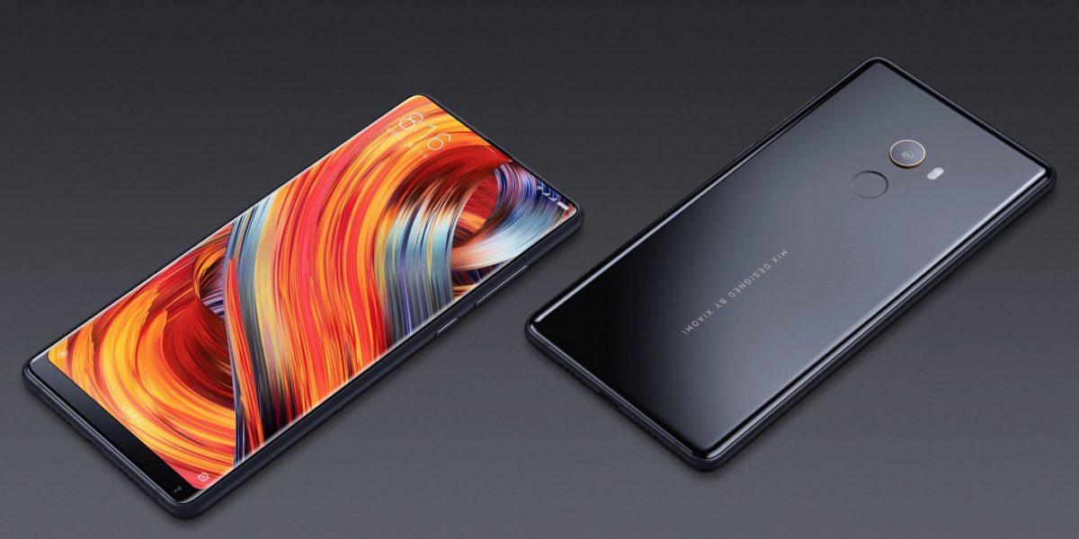 Безрамочный Xiaomi Mi Mix 2 временно продается по самой низкой цене Xiaomi  - xiaomi-mi-mix-2-aliexpress-6