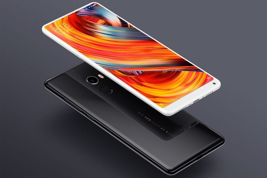 Безрамочный Xiaomi обошел Samsung Galaxy S8 и iPhone 8 Xiaomi  - xiaomi-mi-mix-2-battery-5