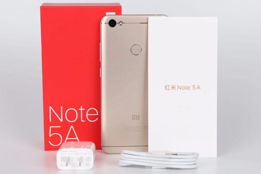 Новый Xiaomi Redmi Note 5A временно можно купить в два раза дешевле Другие устройства  - xiaomi-redmi-note-5a-2-1