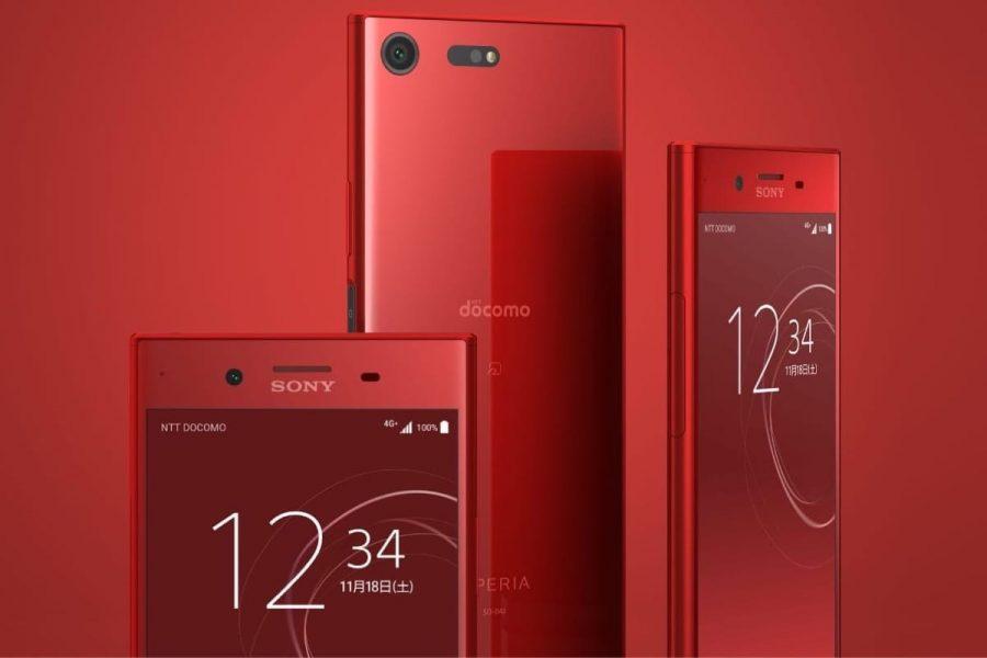 Самый красивый флагман Sony уже в России  – официальная цена Другие устройства  - xperia-xz-premium-red-2444