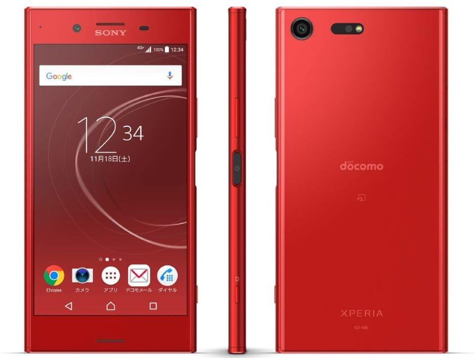 Самый красивый флагман Sony уже в России  – официальная цена Другие устройства  - xperia-xz-premium-red-3