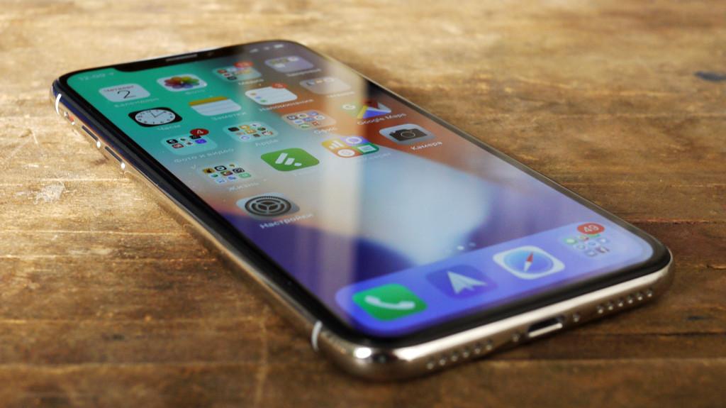 Обзор нового iPhone X - в ногу со временем Apple  - 0-2