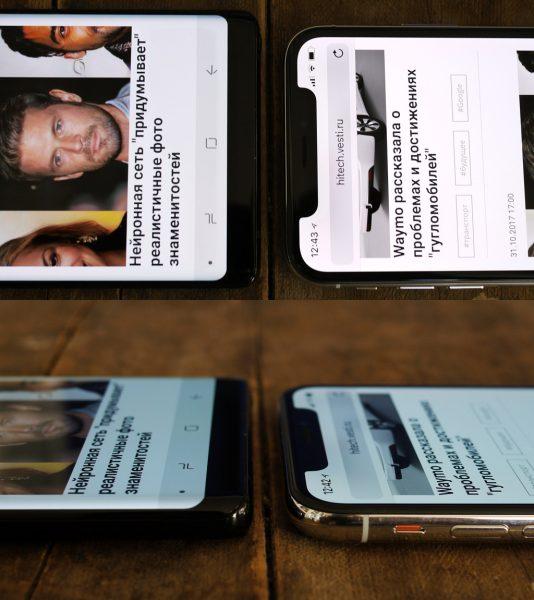 Обзор нового iPhone X - в ногу со временем Apple  - 0-3