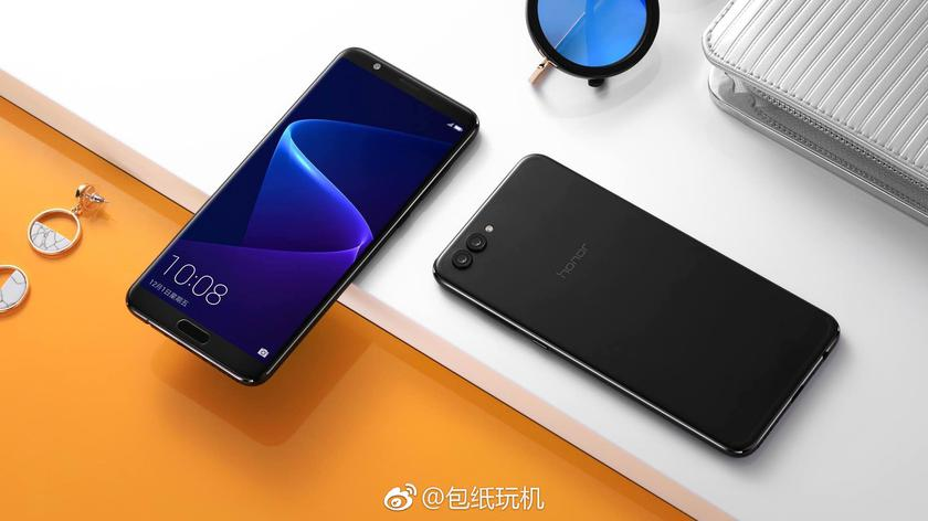 Huawei показала дешевый флагман Honor V10 с тонкими рамками Huawei  - 0e840b45ef67fb7a07762864a439ea02