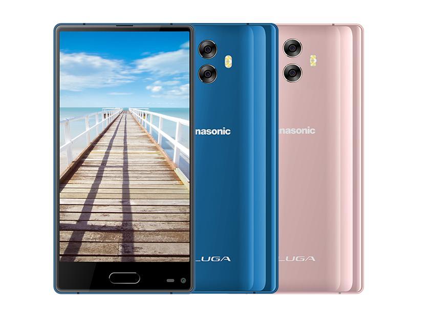 Panasonic тоже решила выпустить безрамочный смартфон - Eluga C Другие устройства  - 44f439f004d5ce8f1ef88d090c722978