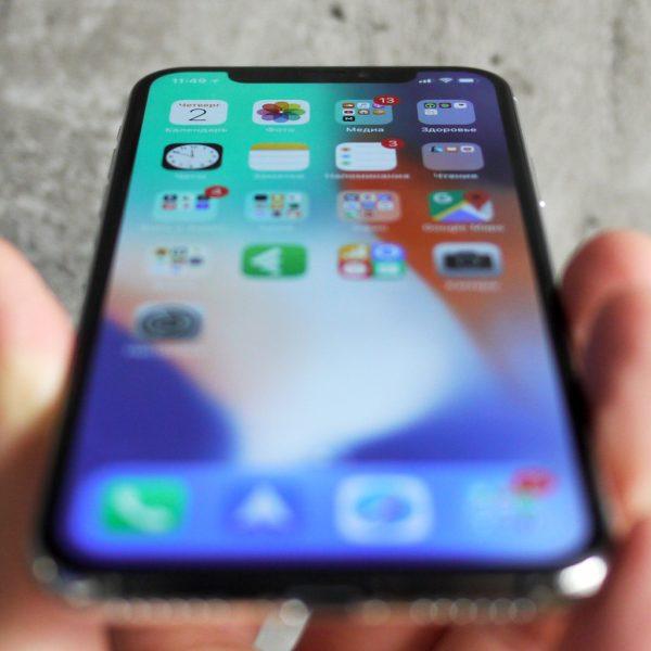 Обзор нового iPhone X - в ногу со временем Apple  - 6-1