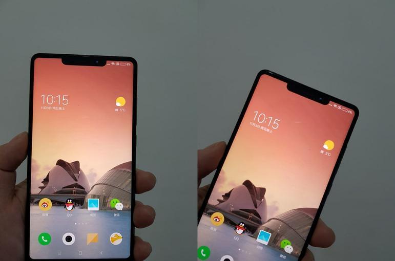 Фото гаджета Xiaomi Mi MIX 2s с дисплеем как у iPhone X Xiaomi  - 7462528697e9e3a4a3803ca57517e678
