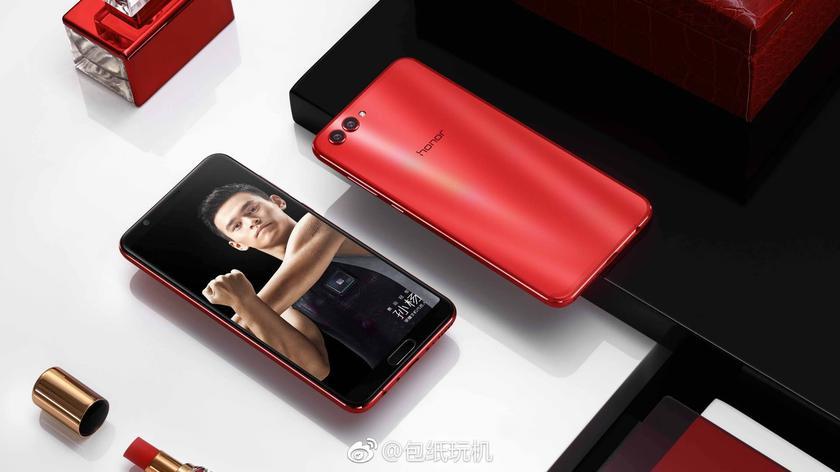 Huawei показала дешевый флагман Honor V10 с тонкими рамками Huawei  - 7dd034e7ca282aa0d5a1dd3e567a9e7d