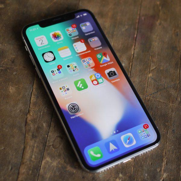 Обзор нового iPhone X - в ногу со временем Apple  - 9