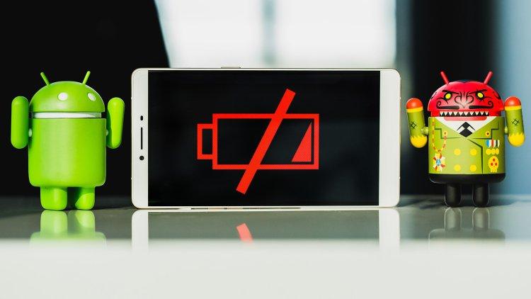 Android 8.1 Oreo будет контролировать расход аккумулятора Гаджеты  - battery.-750