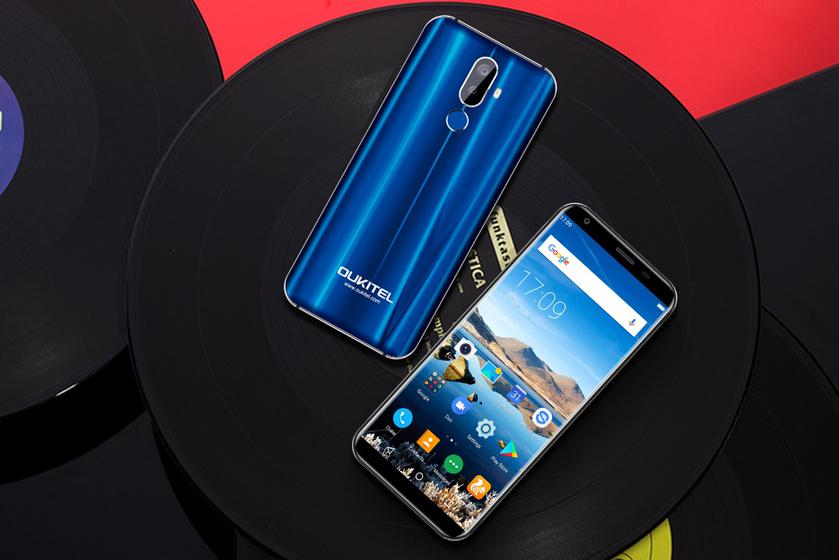 OUKITEL K5: свежий гаджет безрамочник с огромной батареей Другие устройства  - e16212b7005fdefb4e502fac7c5fee69