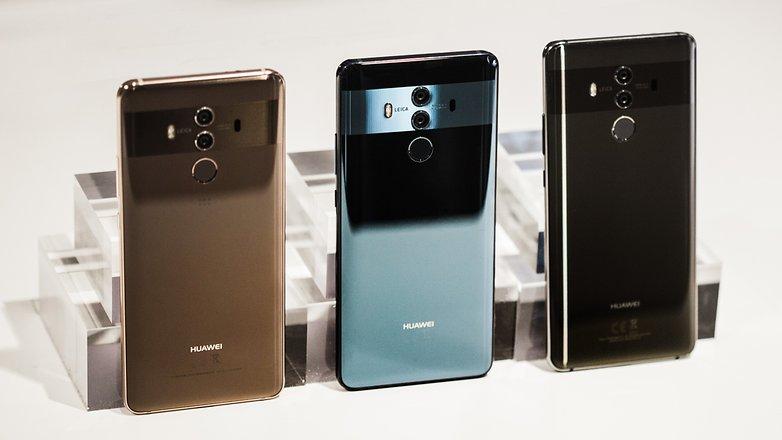 Huawei Mate 10 Pro побил рекорды по предзаказам в Европе Huawei  - huawei-mate-10-pro-foto-5