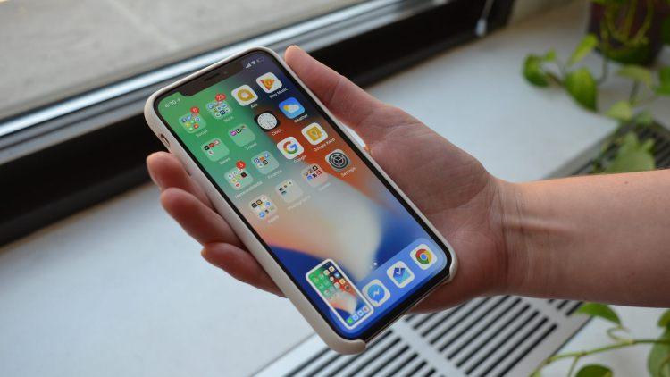 Пять особенностей андроид-смартфонов, которые скопировал iPhone X Apple - iphone-x.-750