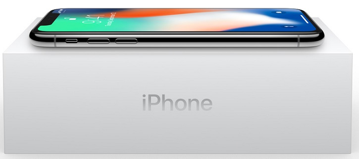 «Связной» скоро начнет продавать iPhone X в России Apple  - iphone_x_box