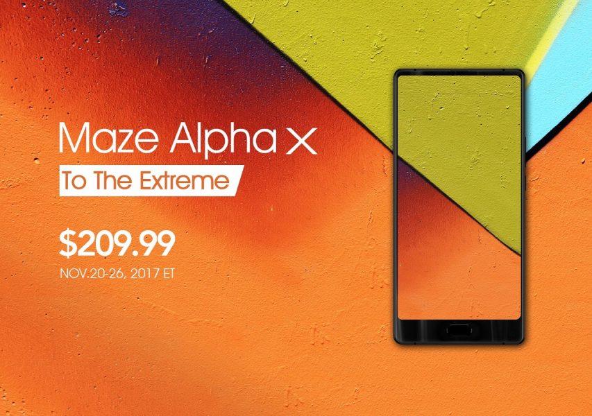 Безрамочный Maze Alpha X можно предзаказать всего за каких-то $209,99 Другие устройства  - maze-alpha-x-2