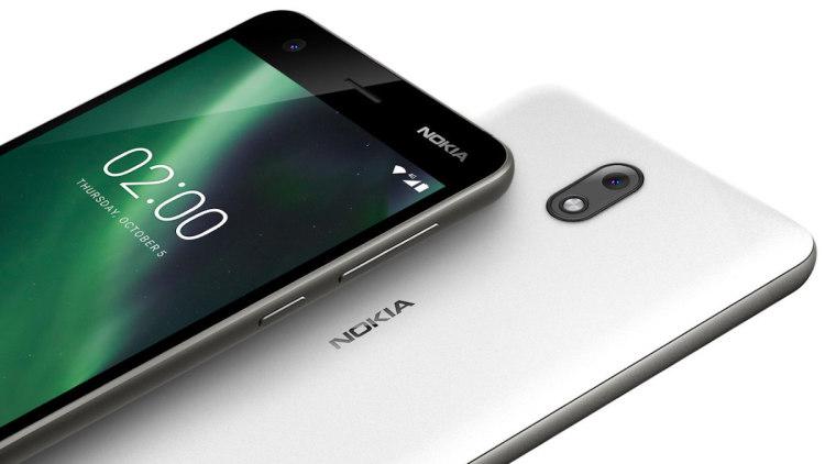 Бюджетный Nokia 2 выйдет с пятидюймовым дисплеем и на 4100 мАч Другие устройства  - nokia.-750