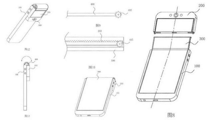 Невероятные складные смартфоны от Oppo - будущее смартфонов ? Другие устройства  - oppo.-750