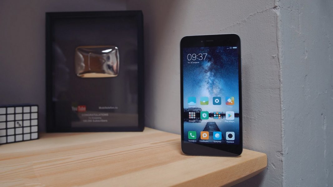 Обзор Xiaomi Redmi Note 5A. Всего 100$, а такие возможности Xiaomi  - redmi_note5a_obzor_10
