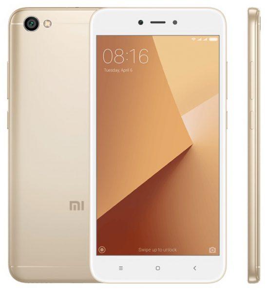 Анонс Xiaomi Redmi Y1 и Y1 Lite - новая линейка недорогих смартфонов Xiaomi  - redmi_y1_lite_press_01