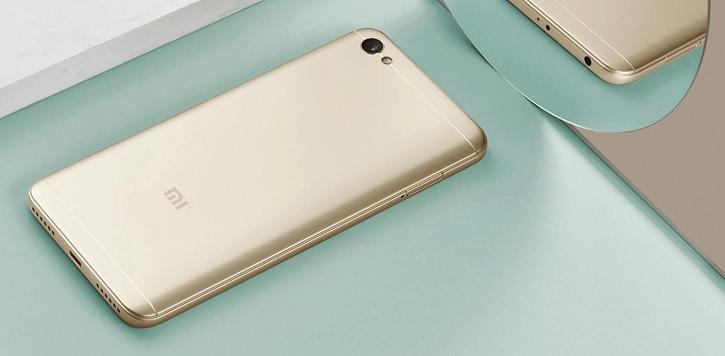 Анонс Xiaomi Redmi Y1 и Y1 Lite - новая линейка недорогих смартфонов Xiaomi  - redmi_y1_lite_press_03