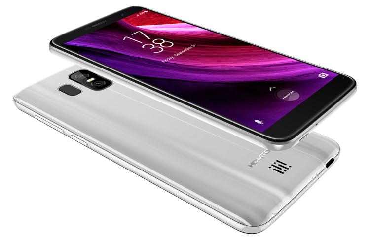 HOMTOM продает безрамочный смартфон всего за 100 долларов Другие устройства  - s7-silver.-750