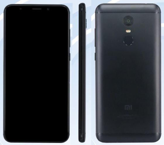 Полноэкранный Xiaomi Redmi Note 5 появился на фото Xiaomi  - xiaomi-redmi-5-budget-2-1