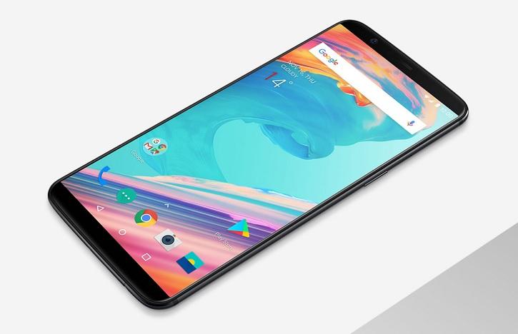 Дата релиза новенькой Android Oreo для OnePlus 5 и 5T Другие устройства  - oneplus_5t_press_06