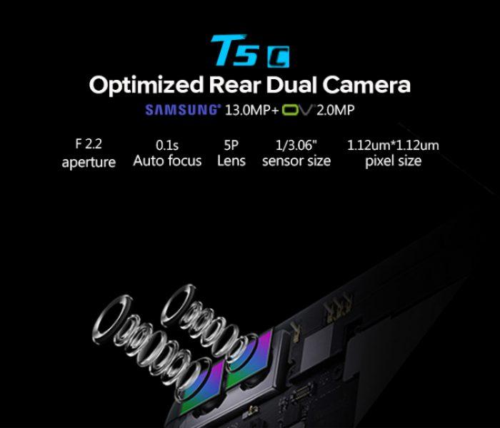 LEAGOO стартует предпродажу первого гаджета с новым чипом Spreadtrum Другие устройства  - 03.-750