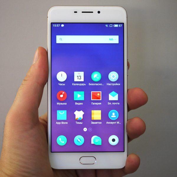 Обзор Meizu M6: компактный смартфон с амбициями Meizu  - 4