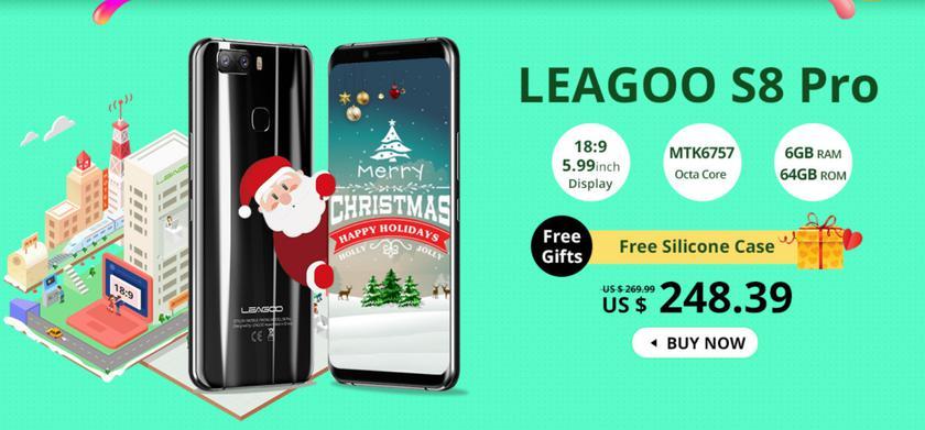 LEAGOO дает шикарную скидку в 50% на свои топовые гаджеты в честь годовщины Другие устройства  - 4f651d0985ca8099d232945ebbe2e9d2