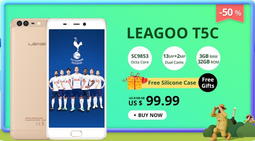 LEAGOO дает шикарную скидку в 50% на свои топовые гаджеты в честь годовщины Другие устройства  - 6d80dbf83d25a331089a17e68c07eca7