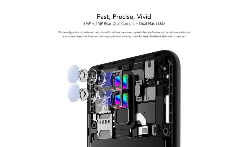 Скидка 20% на смартфон LEAGOO M9 с четырьмя отличными камерами Другие устройства  - 7017e6c63e9a5b6085dbe120869f62e4