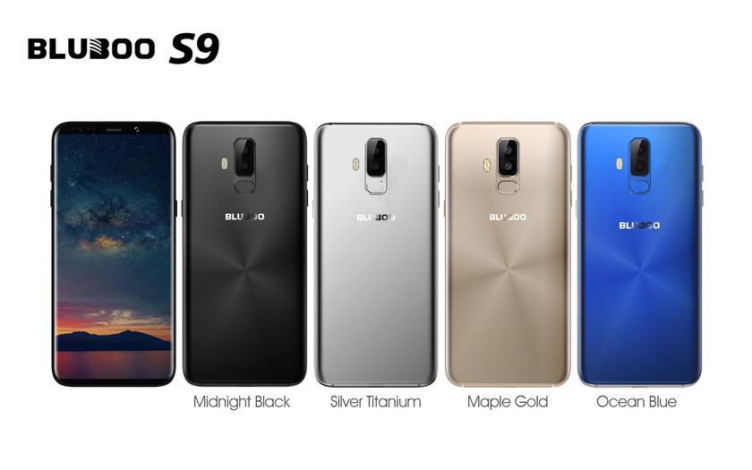 Samsung Galaxy S9 видит конкурента в лице новенького BLUBOO S9 Другие устройства  - b42b318b757c417159d0ce14feaabb1e
