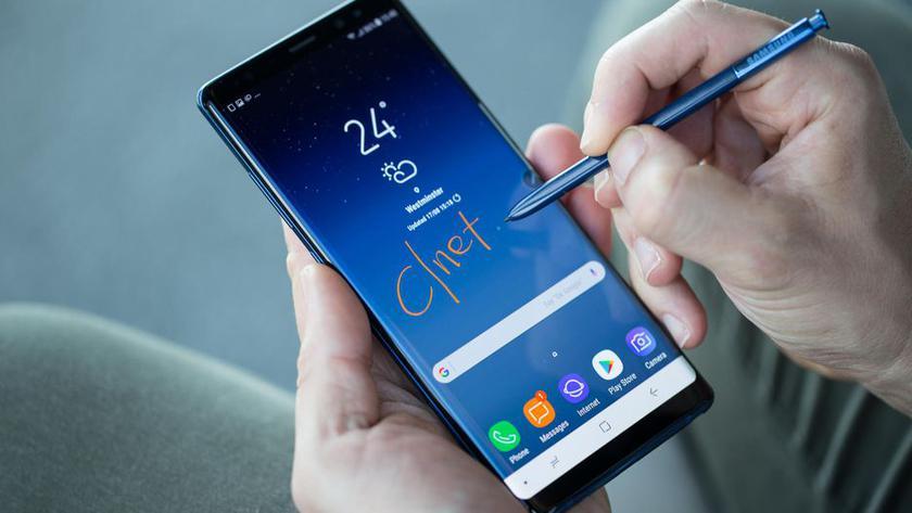 Эксклюзивная серия Galaxy Note 8 с дизайнерским чехлом + фото Samsung  - be6130e3f72fe1a3cfce2ba67ea5bdf1