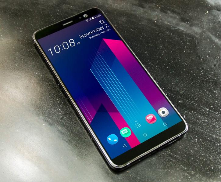 HTC готовит U11+ Life и U12 с 4К-экраном и новеньким Snapdragon 845 HTC  - htc_u11_plus_press_5