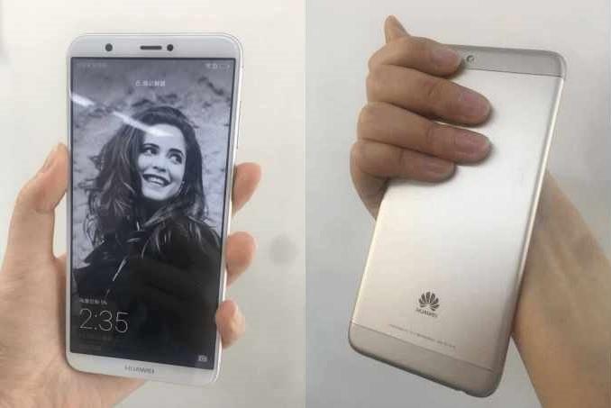Huawei скоро выпустит еще один безрамочный смартфон - Enjoy 7S Huawei  - huawei-enjoy-7s-