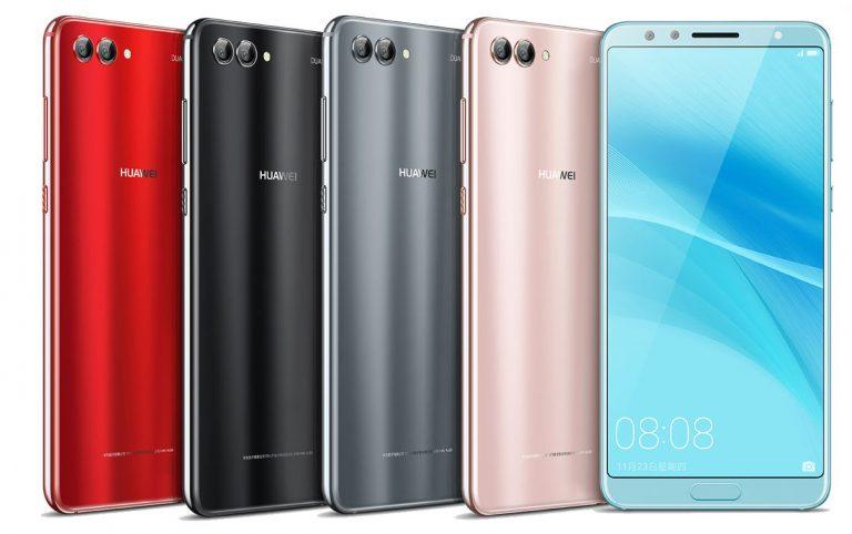 Анонс Huawei Nova 2s: стеклянный полуфлагман в расцветах на все случаи жизни Huawei  - huawei-nova-2s-