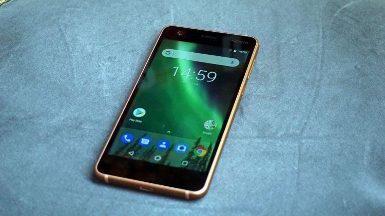 Смартфон Nokia 2 с 1 ГБ оперативной памяти получит и новенькую версию Android 8.1 Другие устройства  - kpghmvvtrvrwh3bgot9krz-1200-80.-750
