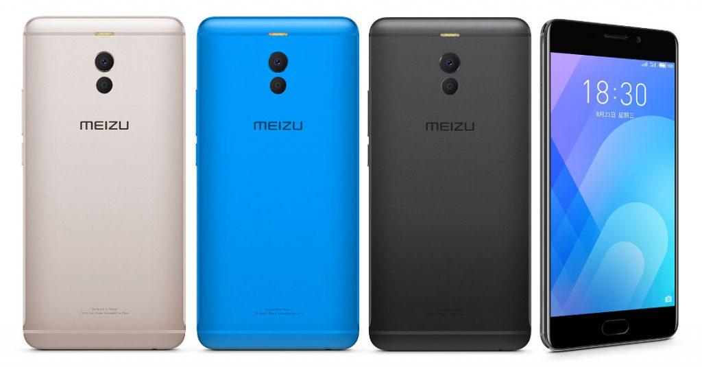 Релиз Meizu M6 Note в России + цена Meizu  - m6-note_pres1