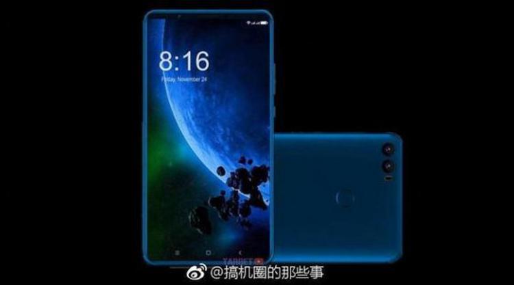 Xiaomi хочет сильно поразить нас своим следующим флагманом Xiaomi  - mimax.-750