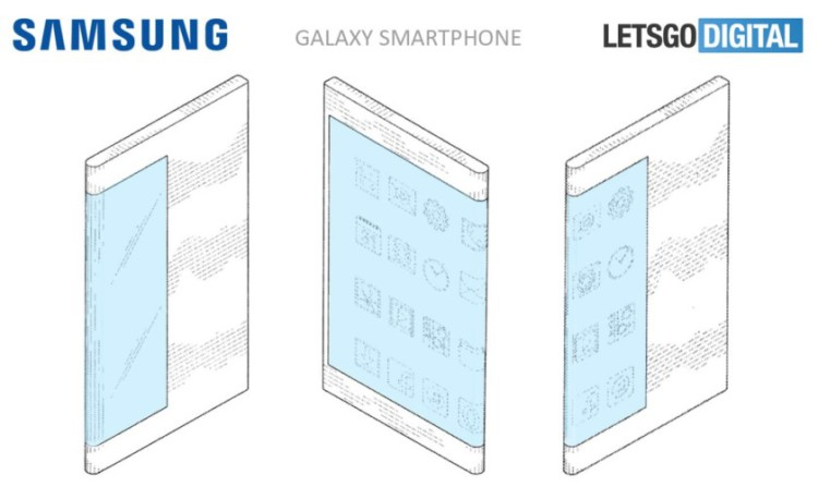 Каким будет новенький Samsung Galaxy S10? Samsung  - s10.-750