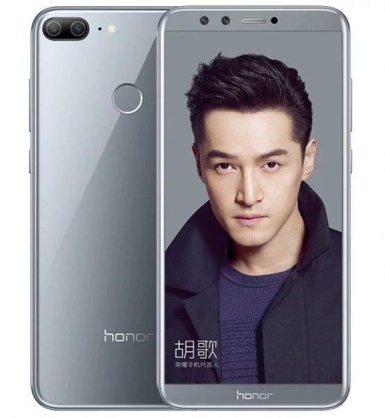Huawei представляет шикарный Honor 9 Lite: безрамочник всего за $182 Huawei  - honor-9-lite-1