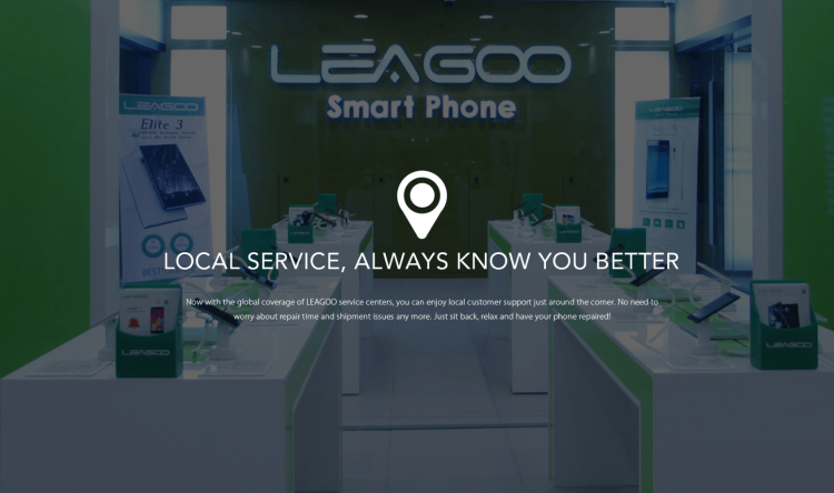 Открыт качественный официальный сервисный центр LEAGOO в России + скидки Другие устройства  - 01.-750