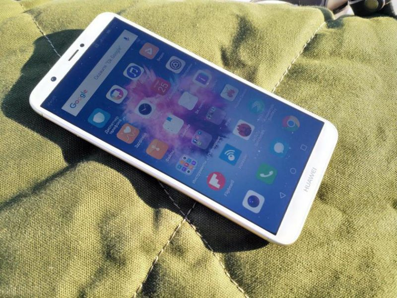 Обзор Huawei P Smart: почти идеальный, быстрый, но... Huawei  - 0fa94c14b3cb9c6513ea6ebdc199a835