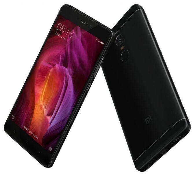 Купить Xiaomi Redmi Note 4X по низким ценам в России Xiaomi  - 16701582