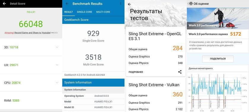 Обзор Huawei P Smart: почти идеальный, быстрый, но... Huawei  - 19faac65da685c066c7eb9fcf9bdb051