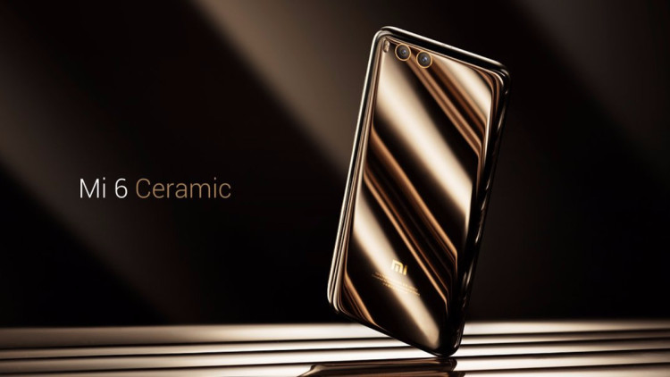 Покажут ли Xiaomi Mi 7 на MWC 2018 ? Xiaomi  - 1_Mi6_ceramic.-750