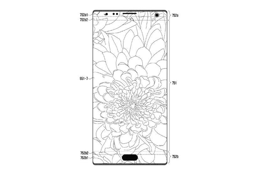 Samsung запатентовала «дырявый» дисплей для нового гаджета Samsung  - 3fc5a66791af0f76aaa6a87884702224