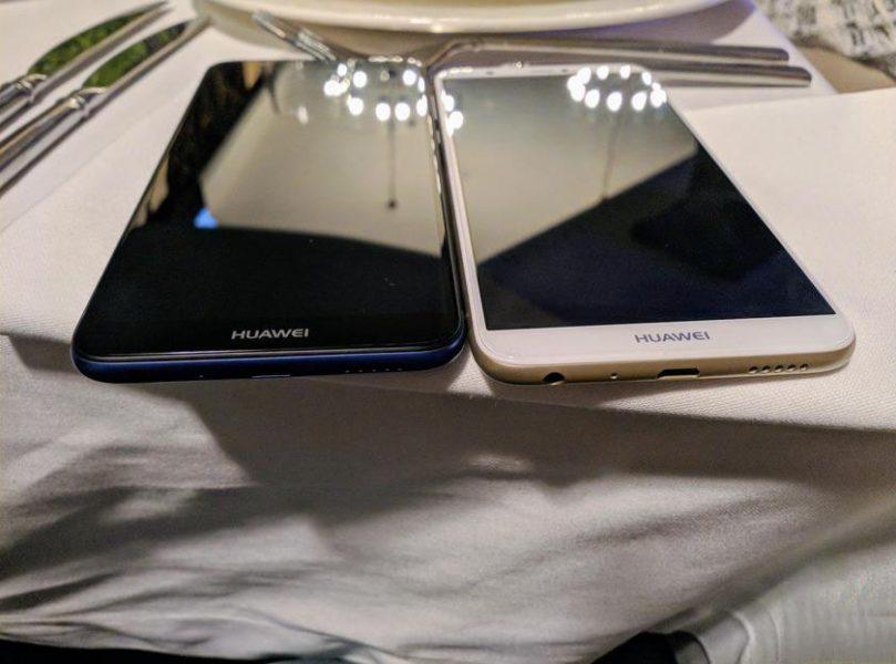 Обзор Huawei P Smart: почти идеальный, быстрый, но... Huawei  - 997c65a4a51e3245a6772955d97e4157
